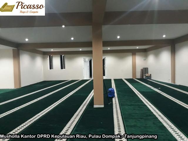 Musholla Kantor DPRD Kepulauan Riau, Pulau Dompak - Tanjungpinang3