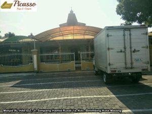 Masjid AL-HAFIDZ, Jl. Simpang Hamid Rusdi 1a, Kec. Belimbing Kota Malang