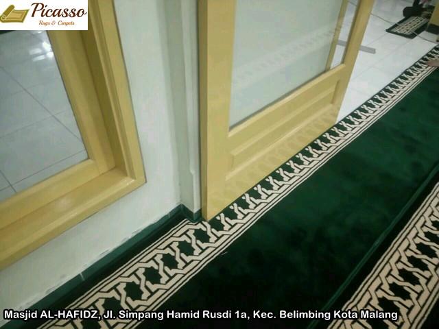 Masjid AL-HAFIDZ, Jl. Simpang Hamid Rusdi 1a, Kec. Belimbing Kota Malang7