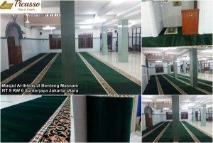 Masjid Al-Ikhlas Jl Benteng Masnam RT 9 RW 6 Sunterjaya Jakarta Utara 4