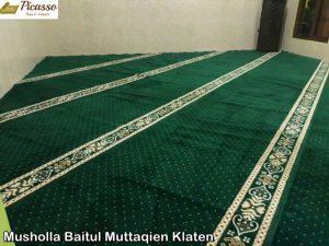 Musholla Baitul Muttaqien Klaten 1