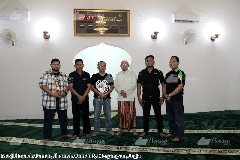 Masjid Prawirotaman III Yogyakarta