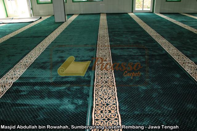 Masjid Abdullah bin Rowahah, Sumbergirang Lasem Rembang - Jawa Tengah10