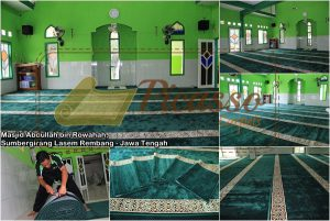 Masjid Abdullah bin Rowahah, Sumbergirang Lasem Rembang - Jawa Tengah11
