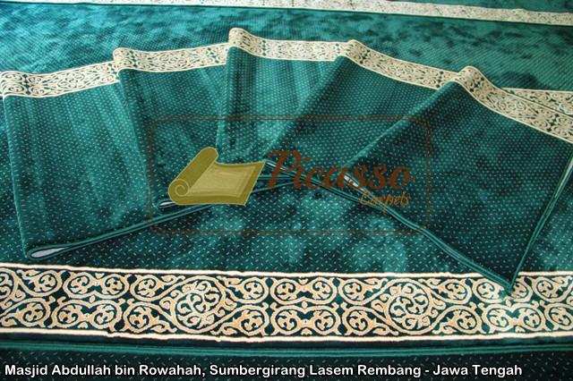 Masjid Abdullah bin Rowahah, Sumbergirang Lasem Rembang - Jawa Tengah5