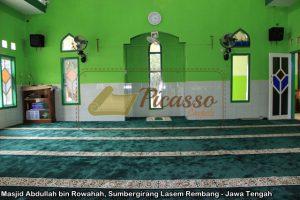 Masjid Abdullah bin Rowahah, Sumbergirang Lasem Rembang - Jawa Tengah9