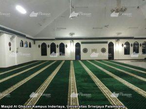 Masjid Al Ghazali Kampus Inderlaya, Universitas Sriwijaya Palembang14