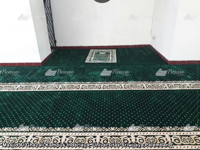 Masjid Al Ghazali Kampus Inderlaya, Universitas Sriwijaya Palembang16