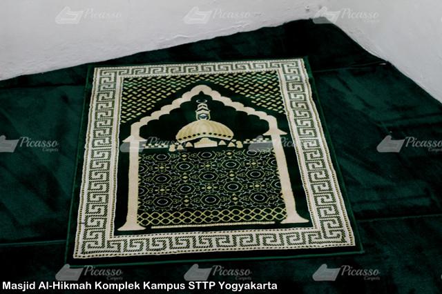 Masjid Al-Hikmah Komplek Kampus STTP Yogyakarta1