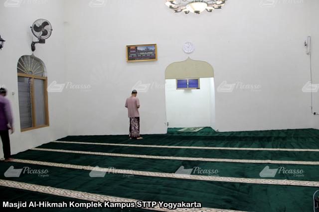Masjid Al-Hikmah Komplek Kampus STTP Yogyakarta2