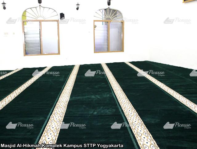 Masjid Al-Hikmah Komplek Kampus STTP Yogyakarta3