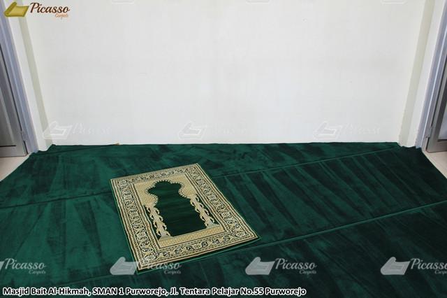 Masjid Al-Hikmah SMAN Purworejo 1