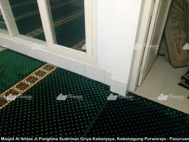Masjid Al Ikhlas Jl.Panglima Sudirman Griya Kebonjaya, Kebonagung Purworejo - Pasuruan5
