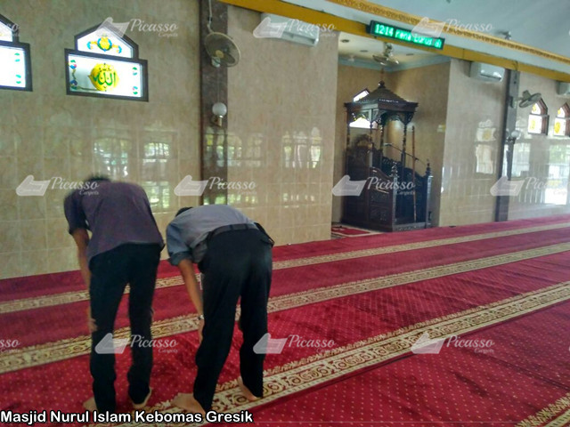 Masjid Nurul Islam Kebomas Gresik4