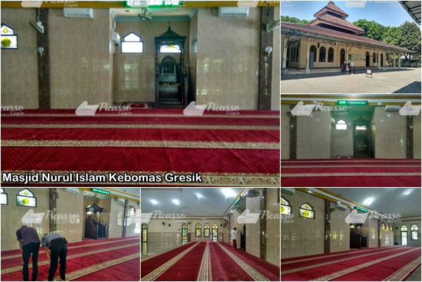 Masjid Nurul Islam Kebomas Gresik