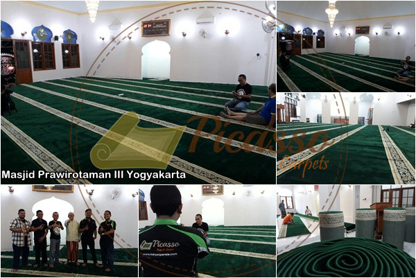 Masjid Prawirotaman III Yogyakarta14