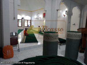 Masjid Prawirotaman III Yogyakarta3