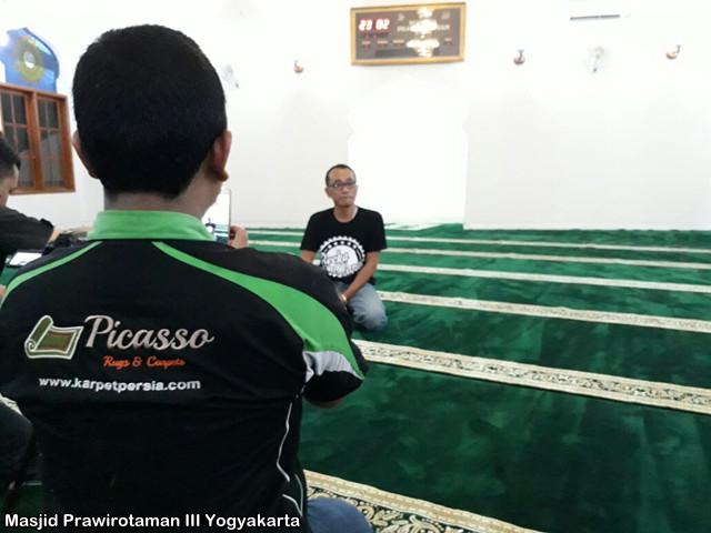 Masjid Prawirotaman III Yogyakarta7