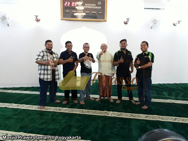 Masjid Prawirotaman III Yogyakarta9