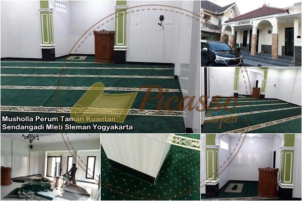 Musholla Perum Taman Kuantan, Sendangadi Mleti Sleman Yogyakarta10