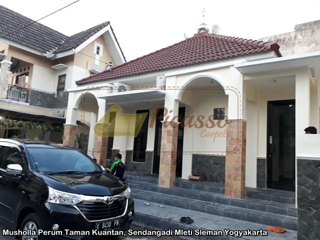 Musholla Perum Taman Kuantan, Sendangadi Mleti Sleman Yogyakarta4