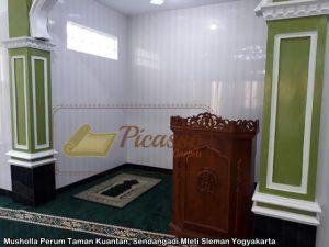 Musholla Perum Taman Kuantan, Sendangadi Mleti Sleman Yogyakarta5