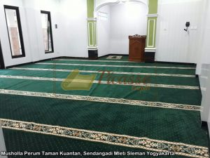 Musholla Perum Taman Kuantan, Sendangadi Mleti Sleman Yogyakarta6