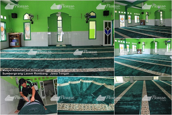Masjid Abdullah bin Rowahah, Sumbergirang Lasem Rembang - Jawa Tengah6