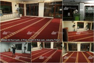 Masjid Al Hurriyah, Jl Polo Asem VI Kel Jati, Jakarta Timur7