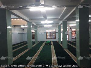 Masjid Al-Ikhlas Jl Benteng masnam RT 9 RW 6 Sunterjaya Jakarta Utara2