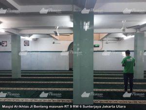 Masjid Al-Ikhlas Jl Benteng masnam RT 9 RW 6 Sunterjaya Jakarta Utara4
