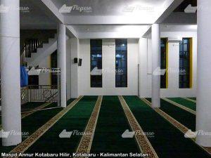 Masjid Annur Kotabaru Hilir, Kotabaru - Kalimantan Selatan