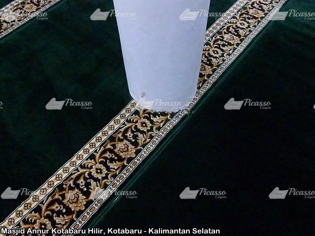 Masjid Annur Kotabaru Hilir, Kotabaru - Kalimantan Selatan1