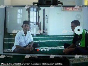Masjid Annur Kotabaru Hilir, Kotabaru - Kalimantan Selatan3