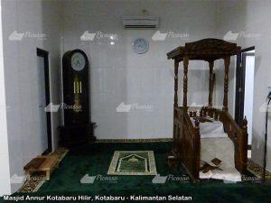 Masjid Annur Kotabaru Hilir, Kotabaru - Kalimantan Selatan4