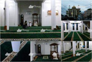 Masjid Annur Kotabaru Hilir, Kotabaru - Kalimantan Selatan9
