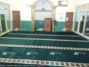 Masjid Tawakal Nglarang Tlogoadi Sleman Yogyakarta 2