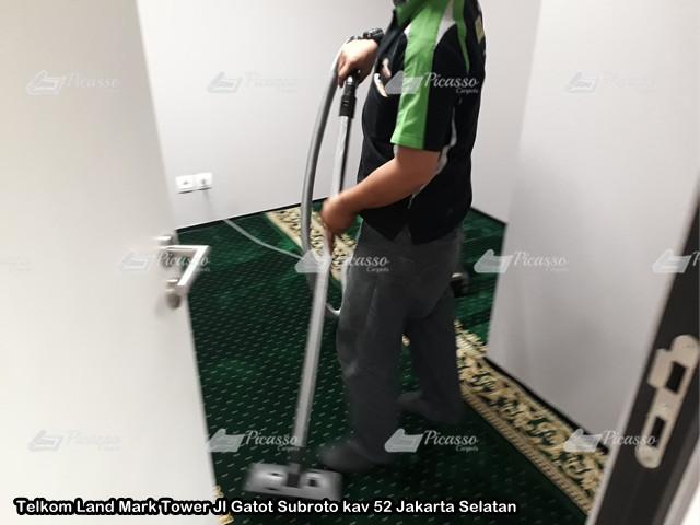 Telkom Land Mark Tower Jl Gatot Subroto kav 52 Jakarta Selatan4