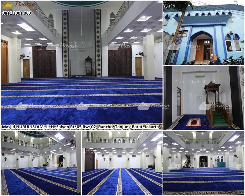 MASJID NURUL ISLAM RANCHO JAKARTA SELATAN