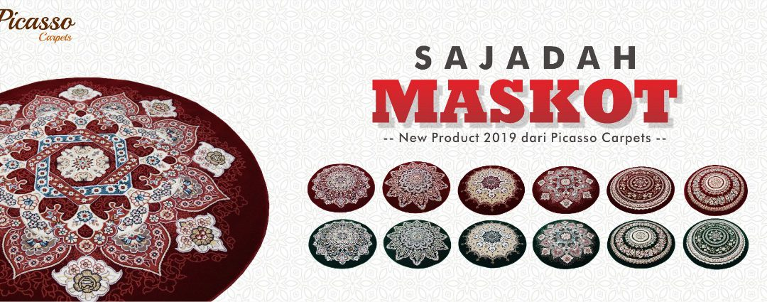 NEW PRODUCT: SAJADAH MASKOT