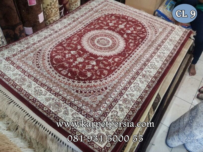 Karpet Persia 120x170 murah jakarta barat