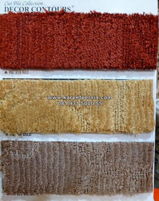 Karpet DECOR CONTOURS, karpet meteran, karpet kantor, karpet tebal, karpet murah