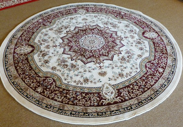 Karpet Bundar, Karpet Turki, Karpet Turki Klasik, Karpet Istanbul, Karpet Oriental, Karpet persia, karpet permadani