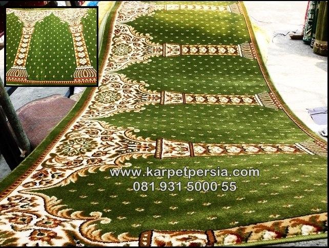 karpet sajadah masjid green pilar jakarta utara