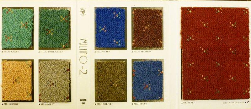 Karpet milano 2, Karpet meteran, karpet customized, karpet kantor, karpet hotel, karpet lobby