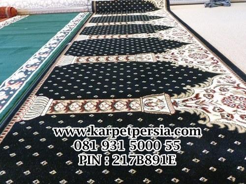 karpet masjid murah hitam pilar semarang