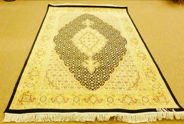 Karpet 2x3 meter, Karpet Handmade, Oriental rug, silk rug, karpet sutra, karpet hand knot, permadani handmade terbaik
