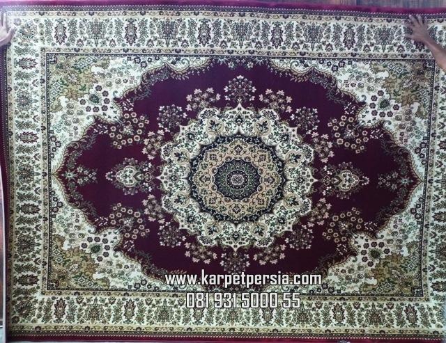 Karpet Turki klasik jumbo samarinda