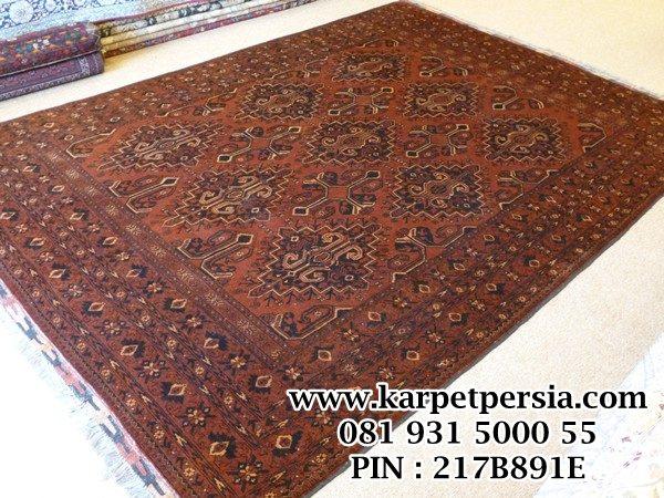 Handmade afgan khal muhammdi, Karpet Handmade, Oriental rug, silk rug, karpet sutra, karpet hand knot, permadani handmade terbaik