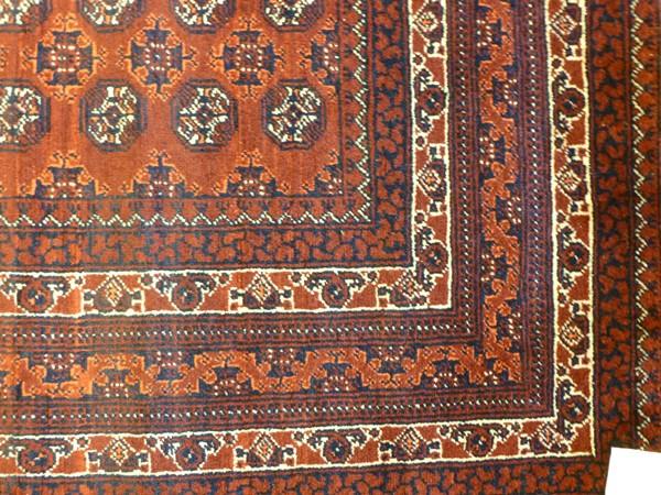 Handmade afgan khoja rusnai, Karpet Handmade, Oriental rug, silk rug, karpet sutra, karpet hand knot, permadani handmade terbaik